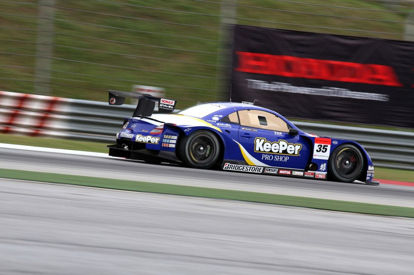 Autobacs Super GT 2012 Round 3: Weider HSV-010 starts from pole once again Image #111192