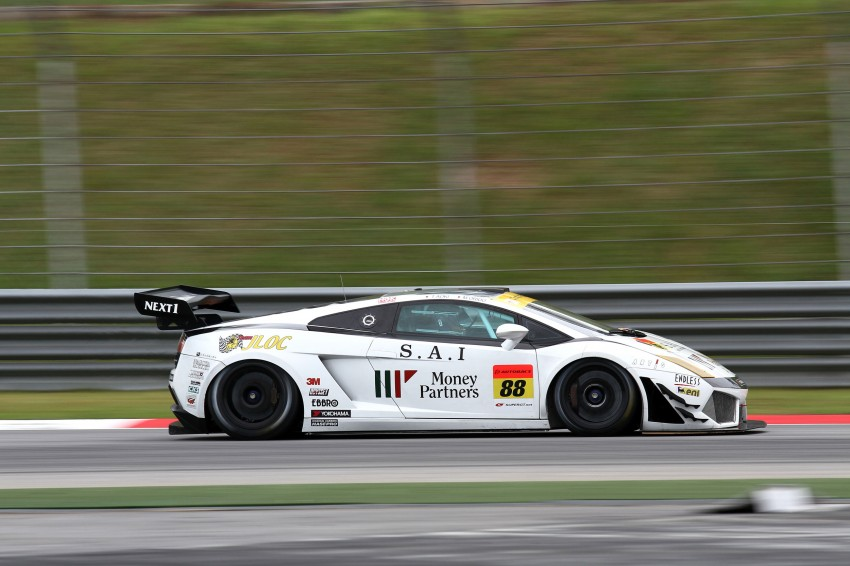 Autobacs Super GT 2012 Round 3: Weider HSV-010 starts from pole once again Image #111229