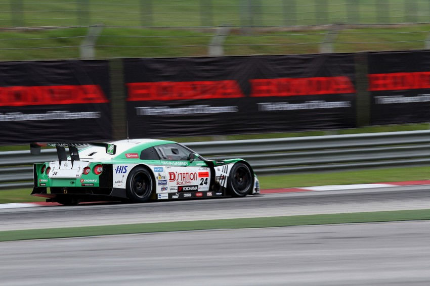 Autobacs Super GT 2012 Round 3: Weider HSV-010 starts from pole once again Image #111231