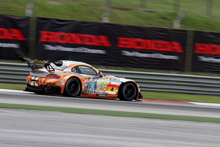 Autobacs Super GT 2012 Round 3: Weider HSV-010 starts from pole once again Image #111233