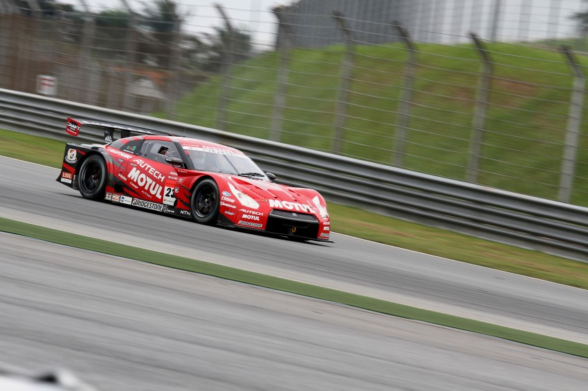 Autobacs Super GT 2012 Round 3: Weider HSV-010 starts from pole once again Image #111236