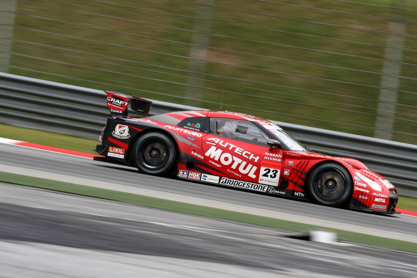Autobacs Super GT 2012 Round 3: Weider HSV-010 starts from pole once again Image #111237