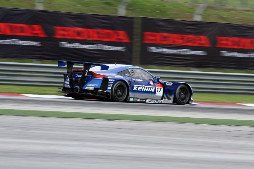 Autobacs Super GT 2012 Round 3: Weider HSV-010 starts from pole once again Image #111195