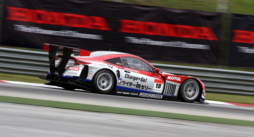 Autobacs Super GT 2012 Round 3: Weider HSV-010 starts from pole once again Image #111155