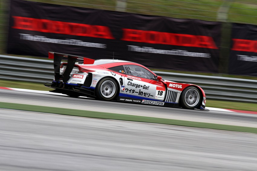 Autobacs Super GT 2012 Round 3: Weider HSV-010 starts from pole once again Image #111197