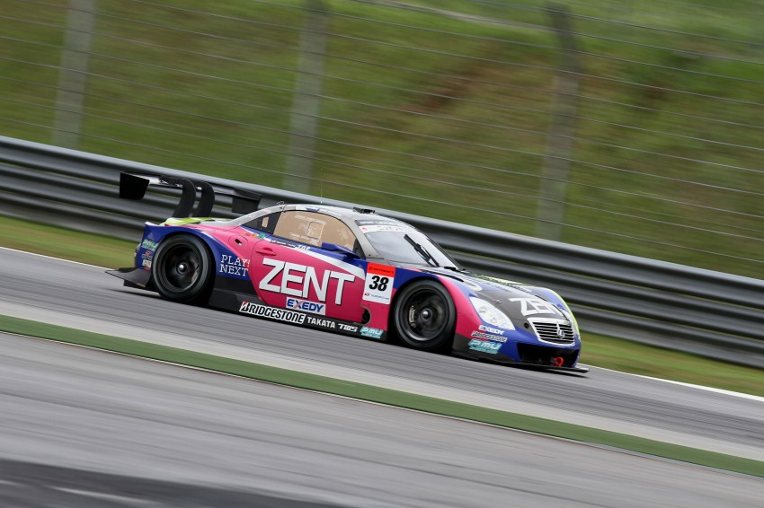 Autobacs Super GT 2012 Round 3: Weider HSV-010 starts from pole once again Image #111198