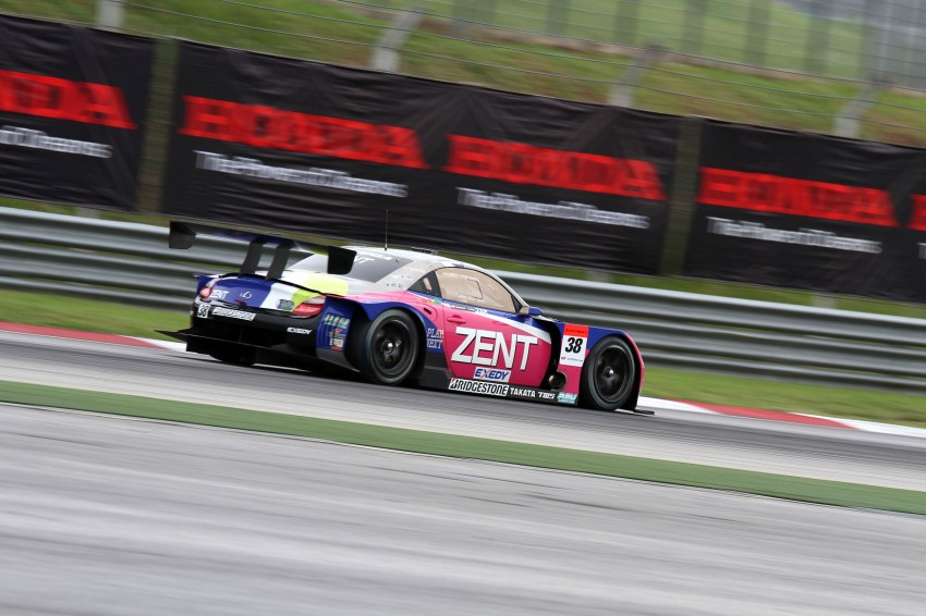 Autobacs Super GT 2012 Round 3: Weider HSV-010 starts from pole once again Image #111199