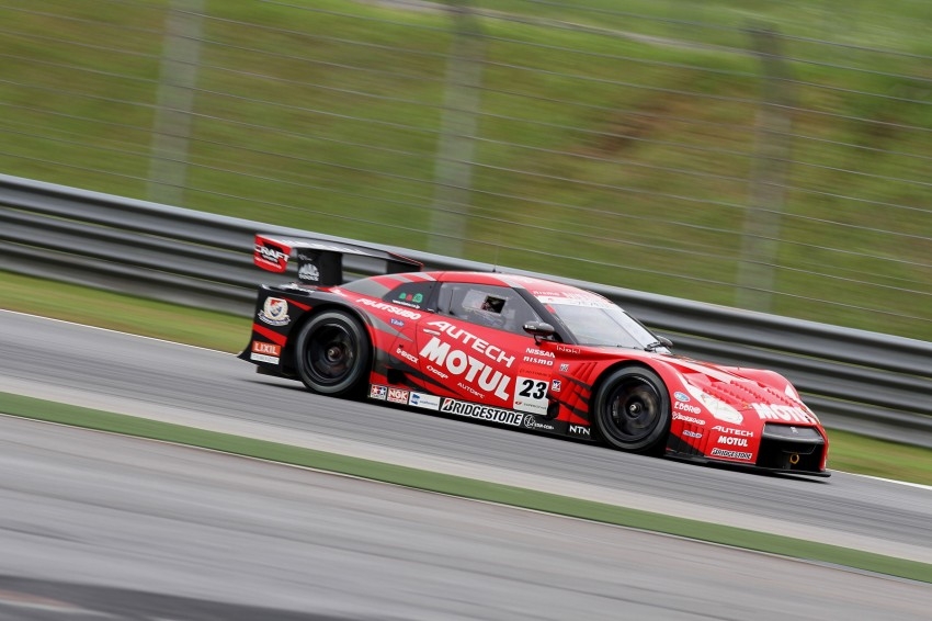 Autobacs Super GT 2012 Round 3: Weider HSV-010 starts from pole once again Image #111200