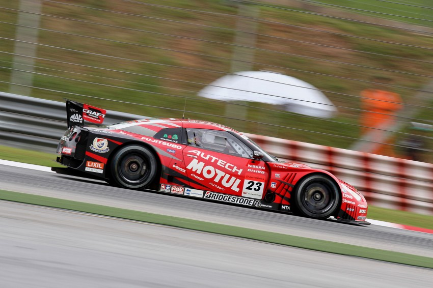 Autobacs Super GT 2012 Round 3: Weider HSV-010 starts from pole once again Image #111201