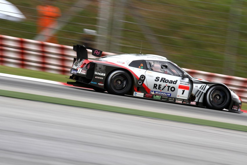 Autobacs Super GT 2012 Round 3: Weider HSV-010 starts from pole once again Image #111202