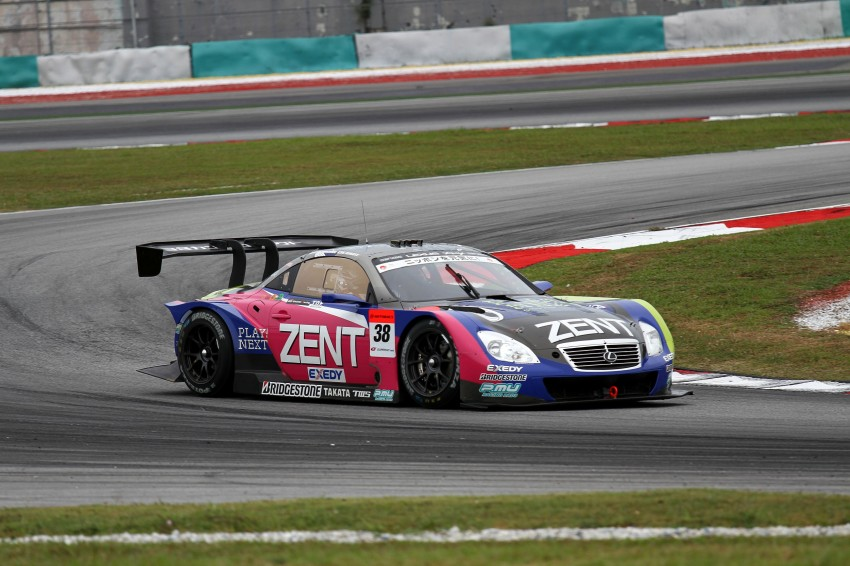 Autobacs Super GT 2012 Round 3: Weider HSV-010 starts from pole once again Image #111204