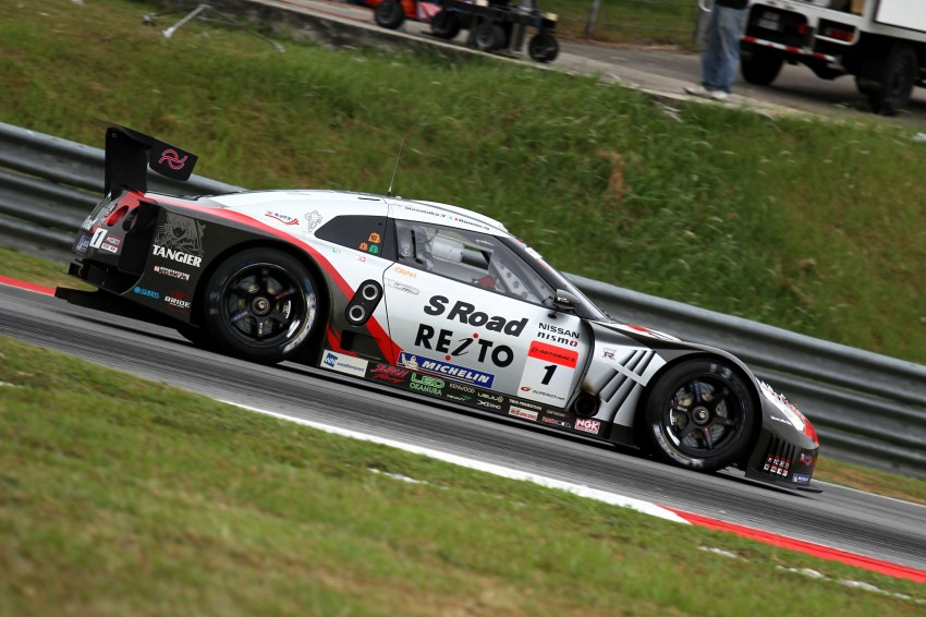 Autobacs Super GT 2012 Round 3: Weider HSV-010 starts from pole once again Image #111206