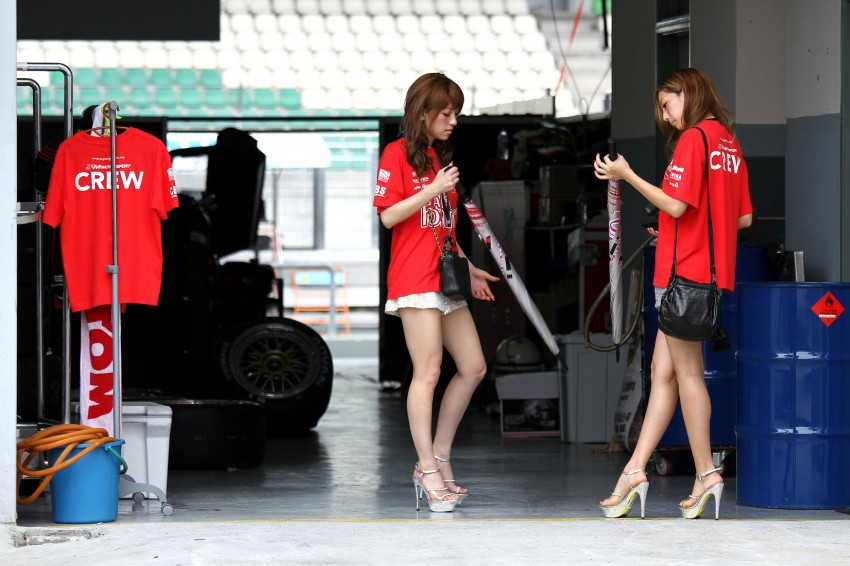 Autobacs Super GT 2012 Rd 3: Scenes before the race Image #111528