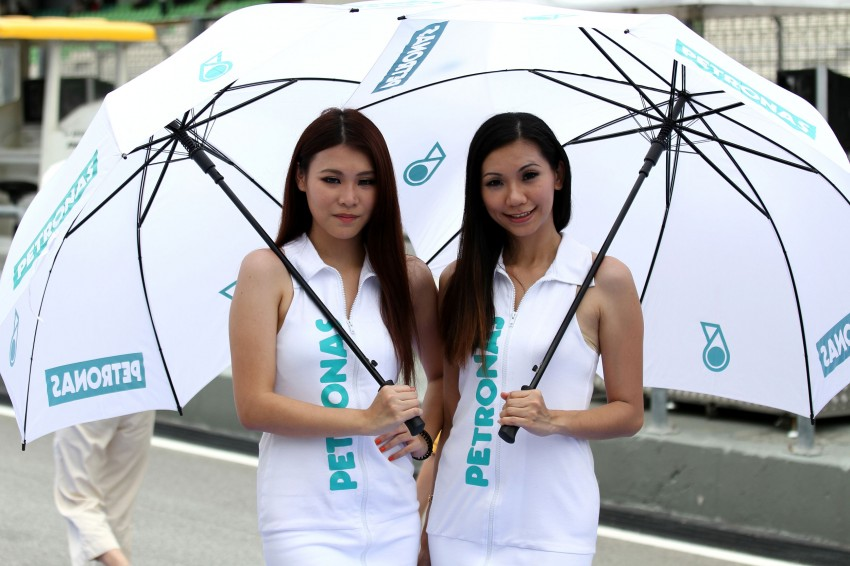 Autobacs Super GT 2012 Rd 3: Scenes before the race Image #111531