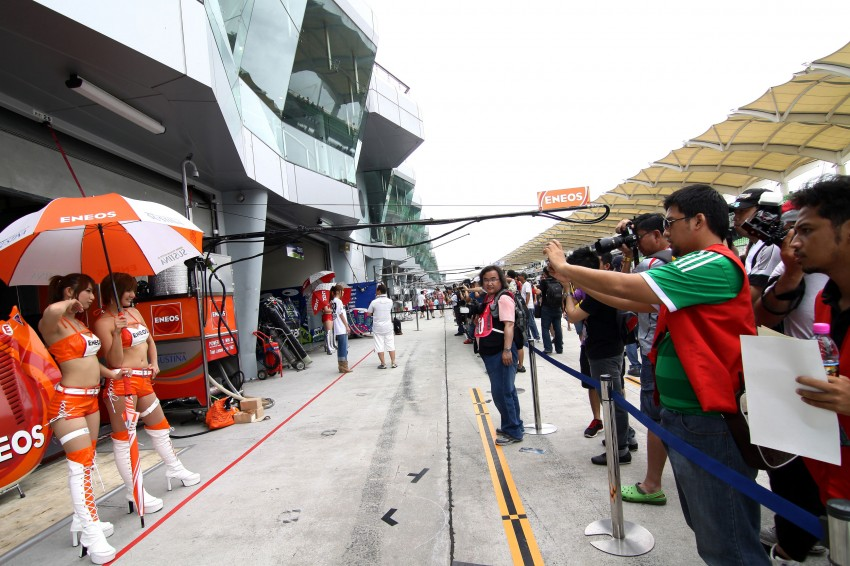 Autobacs Super GT 2012 Rd 3: Scenes before the race Image #111534