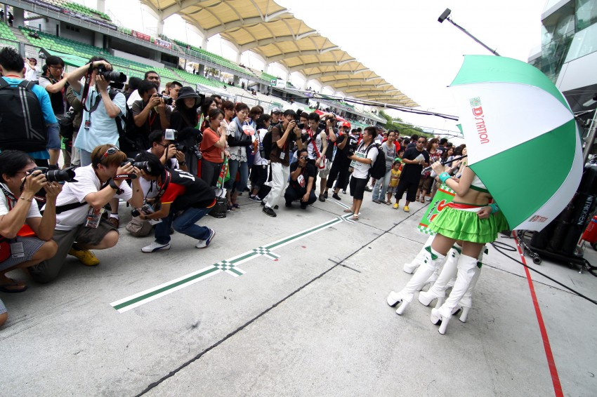 Autobacs Super GT 2012 Rd 3: Scenes before the race Image #111540