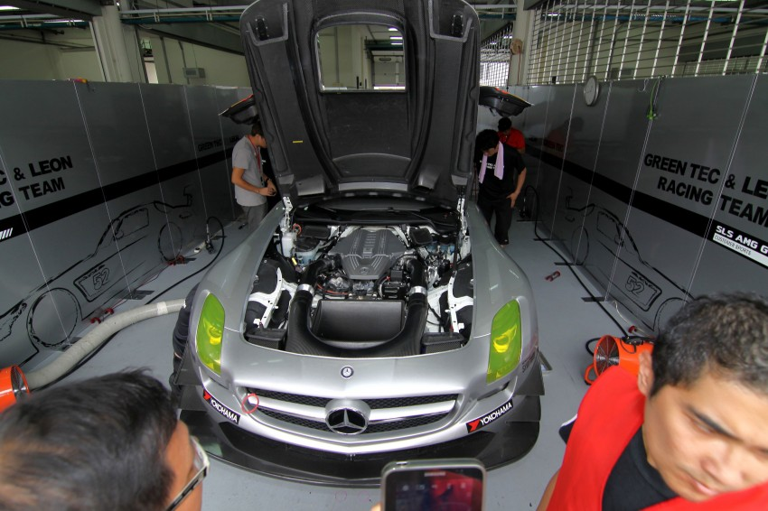 Autobacs Super GT 2012 Rd 3: Scenes before the race Image #111541