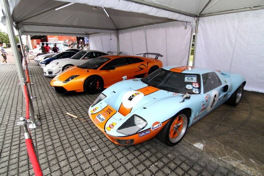 Autobacs Super GT 2012 Rd 3: Scenes before the race Image #111544