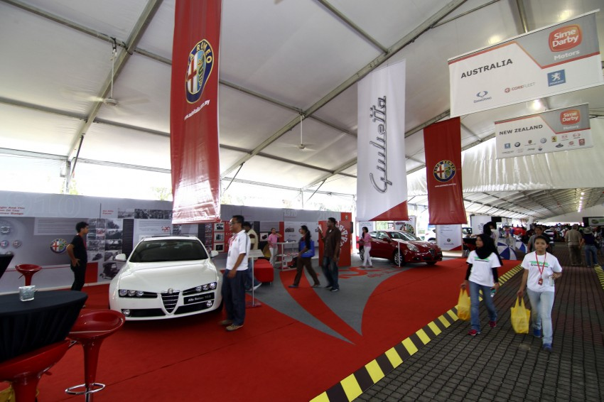 Autobacs Super GT 2012 Rd 3: Scenes before the race Image #111564