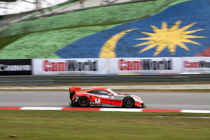 Autobacs Super GT 2012 Round 3: Weider HSV-010 and Hankook Porsche win from pole position Image #111820