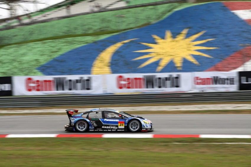 Autobacs Super GT 2012 Round 3: Weider HSV-010 and Hankook Porsche win from pole position Image #111822