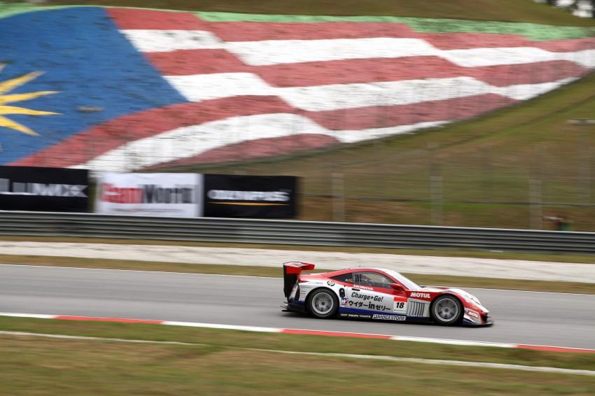 Autobacs Super GT 2012 Round 3: Weider HSV-010 and Hankook Porsche win from pole position Image #111827