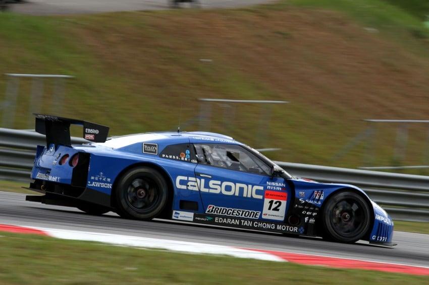 Autobacs Super GT 2012 Round 3: Weider HSV-010 and Hankook Porsche win from pole position Image #111844