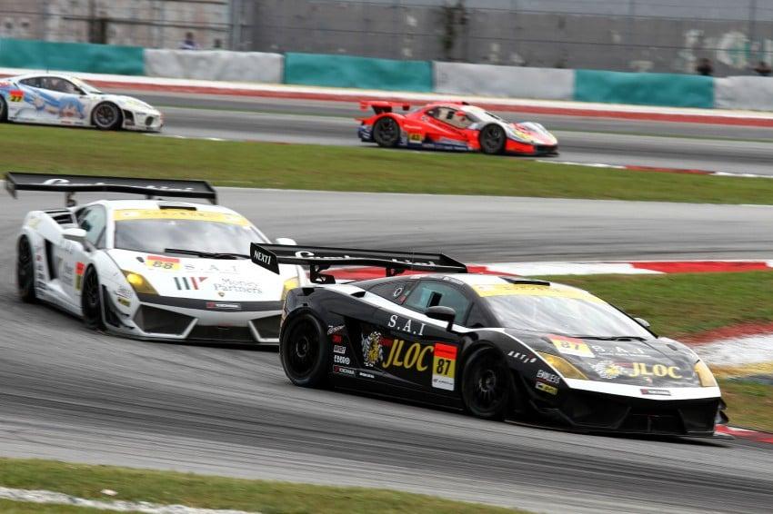 Autobacs Super GT 2012 Round 3: Weider HSV-010 and Hankook Porsche win from pole position Image #111848