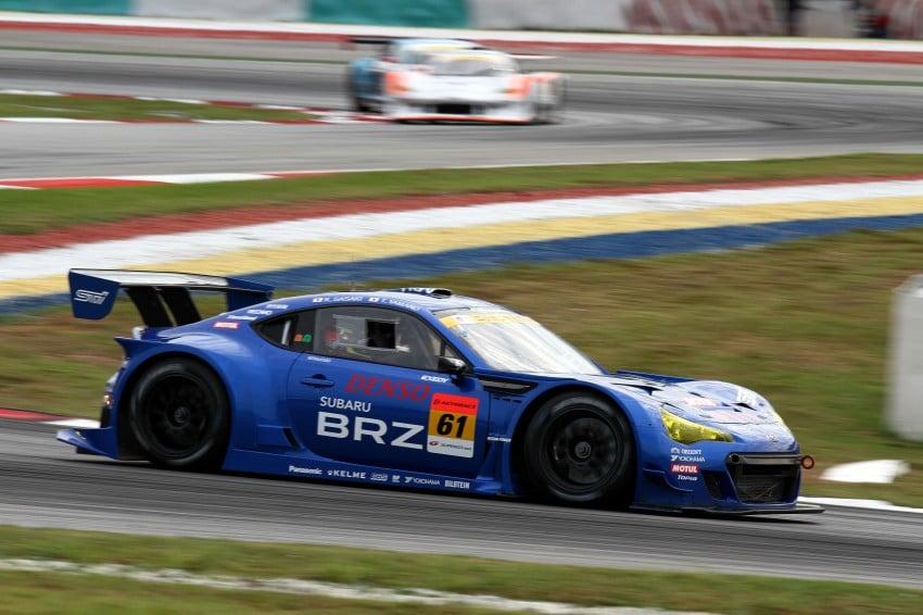 Autobacs Super GT 2012 Round 3: Weider HSV-010 and Hankook Porsche win from pole position Image #111851