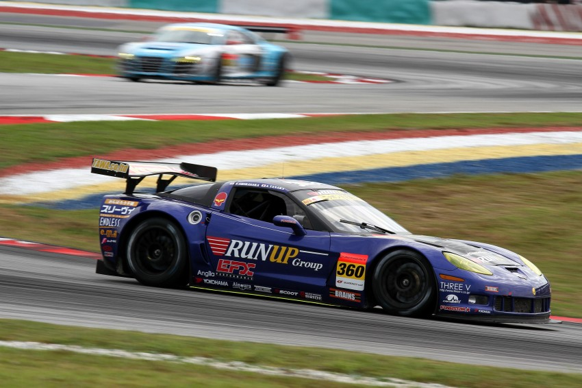 Autobacs Super GT 2012 Round 3: Weider HSV-010 and Hankook Porsche win from pole position Image #111852