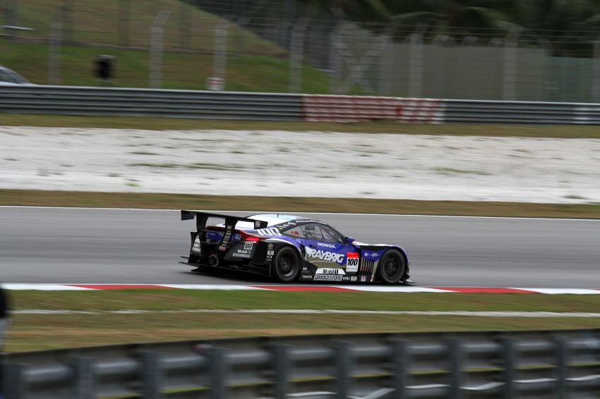 Autobacs Super GT 2012 Round 3: Weider HSV-010 and Hankook Porsche win from pole position Image #111854