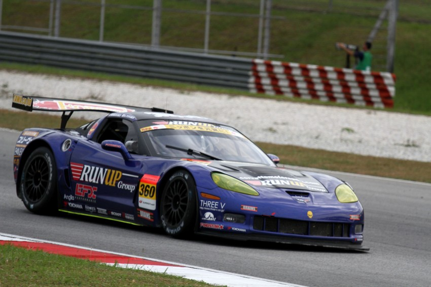 Autobacs Super GT 2012 Round 3: Weider HSV-010 and Hankook Porsche win from pole position Image #111868