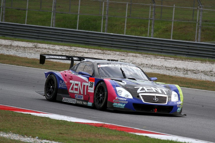 Autobacs Super GT 2012 Round 3: Weider HSV-010 and Hankook Porsche win from pole position Image #111870
