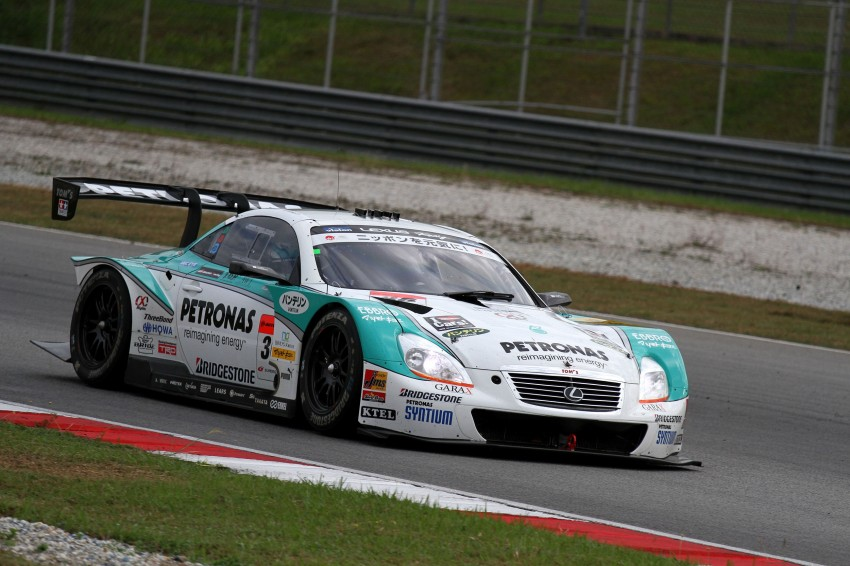 Autobacs Super GT 2012 Round 3: Weider HSV-010 and Hankook Porsche win from pole position Image #111872