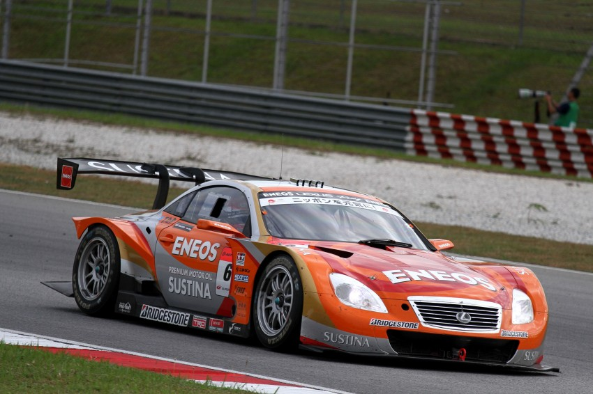 Autobacs Super GT 2012 Round 3: Weider HSV-010 and Hankook Porsche win from pole position Image #111873