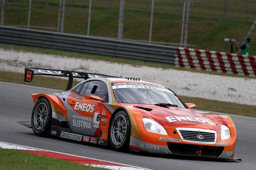 Autobacs Super GT 2012 Round 3: Weider HSV-010 and Hankook Porsche win from pole position Image #111873