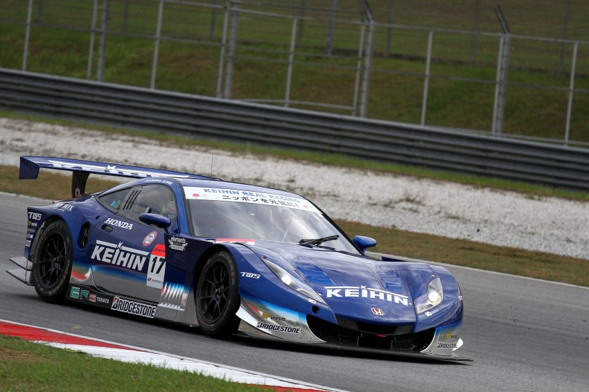 Autobacs Super GT 2012 Round 3: Weider HSV-010 and Hankook Porsche win from pole position Image #111884
