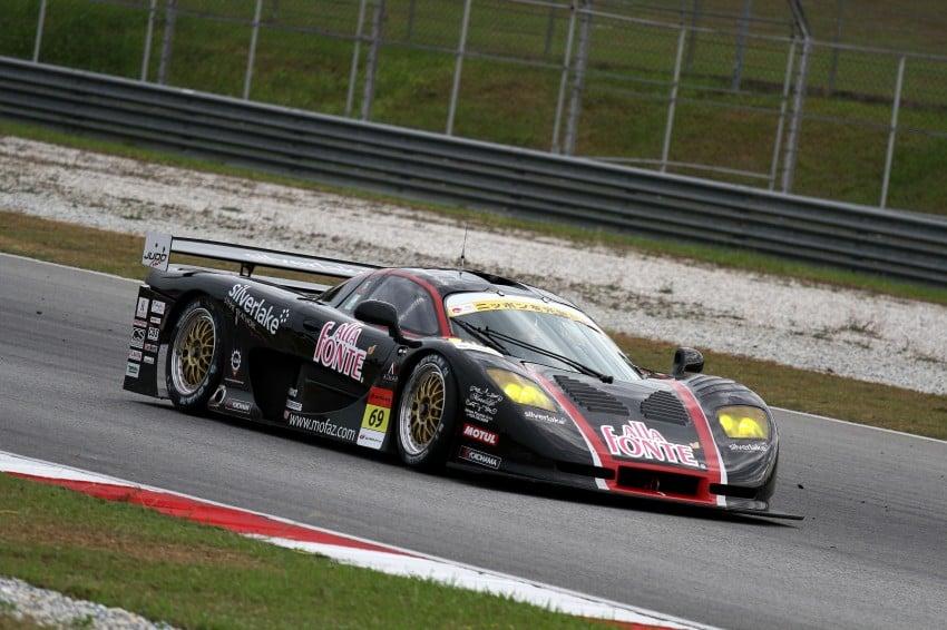 Autobacs Super GT 2012 Round 3: Weider HSV-010 and Hankook Porsche win from pole position Image #111885