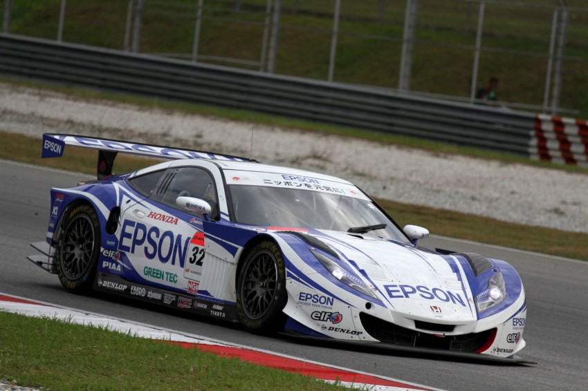 Autobacs Super GT 2012 Round 3: Weider HSV-010 and Hankook Porsche win from pole position Image #111887
