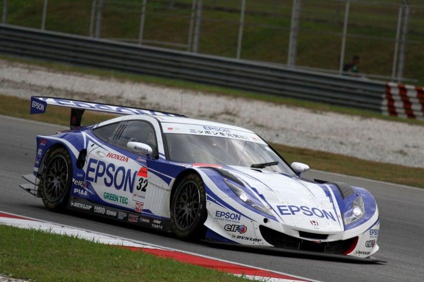 Autobacs Super GT 2012 Round 3: Weider HSV-010 and Hankook Porsche win from pole position Image #111887