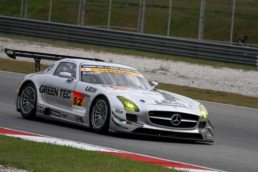 Autobacs Super GT 2012 Round 3: Weider HSV-010 and Hankook Porsche win from pole position Image #111888