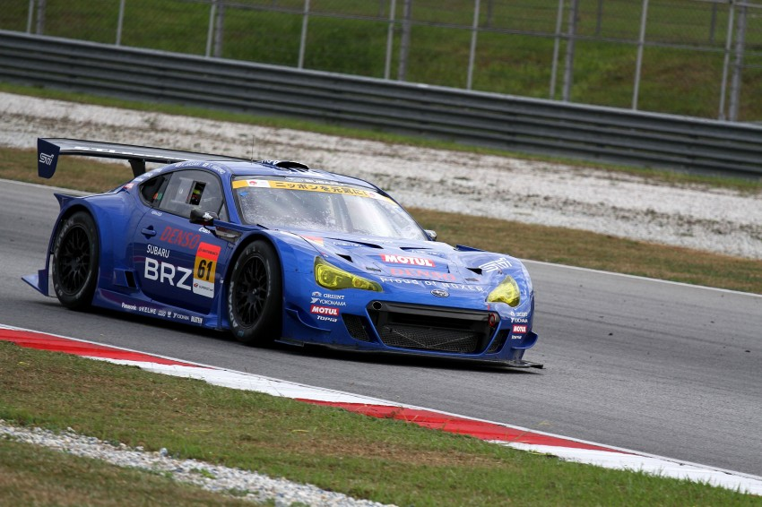 Autobacs Super GT 2012 Round 3: Weider HSV-010 and Hankook Porsche win from pole position Image #111890