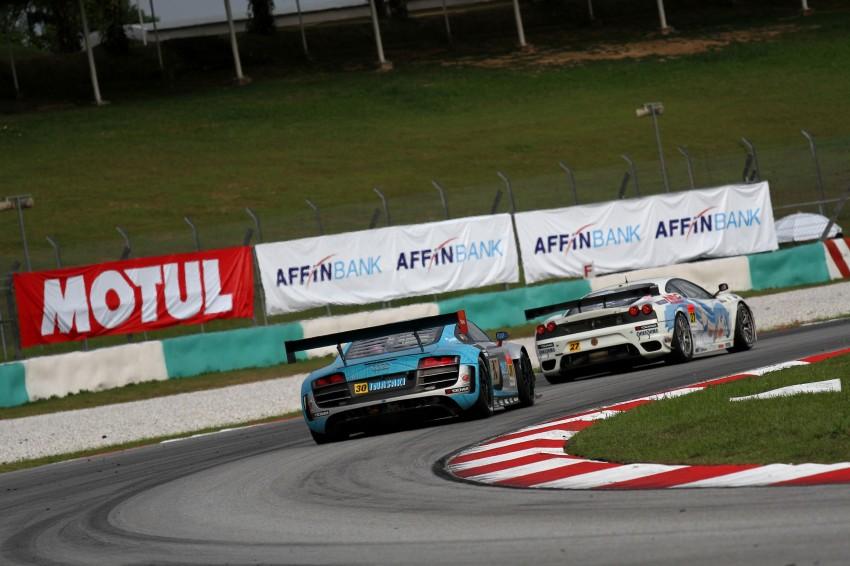 Autobacs Super GT 2012 Round 3: Weider HSV-010 and Hankook Porsche win from pole position Image #111895