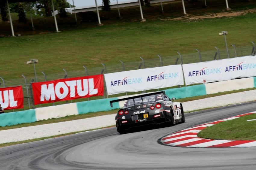 Autobacs Super GT 2012 Round 3: Weider HSV-010 and Hankook Porsche win from pole position Image #111897