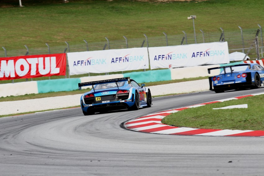 Autobacs Super GT 2012 Round 3: Weider HSV-010 and Hankook Porsche win from pole position Image #111899