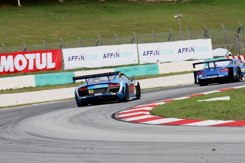 Autobacs Super GT 2012 Round 3: Weider HSV-010 and Hankook Porsche win from pole position Image #111899