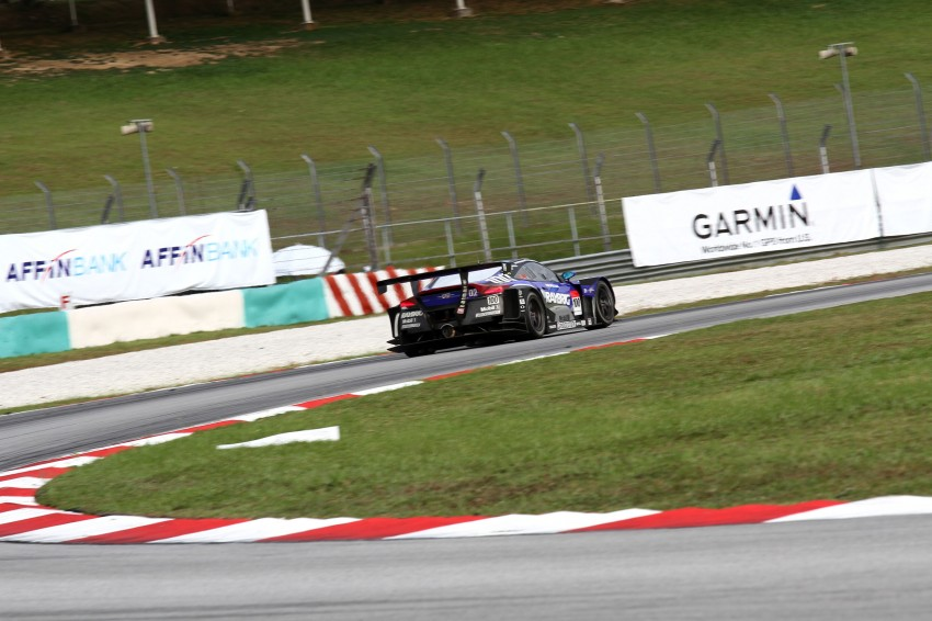Autobacs Super GT 2012 Round 3: Weider HSV-010 and Hankook Porsche win from pole position Image #111903