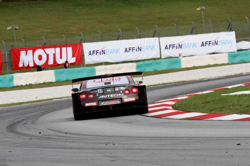 Autobacs Super GT 2012 Round 3: Weider HSV-010 and Hankook Porsche win from pole position Image #111904