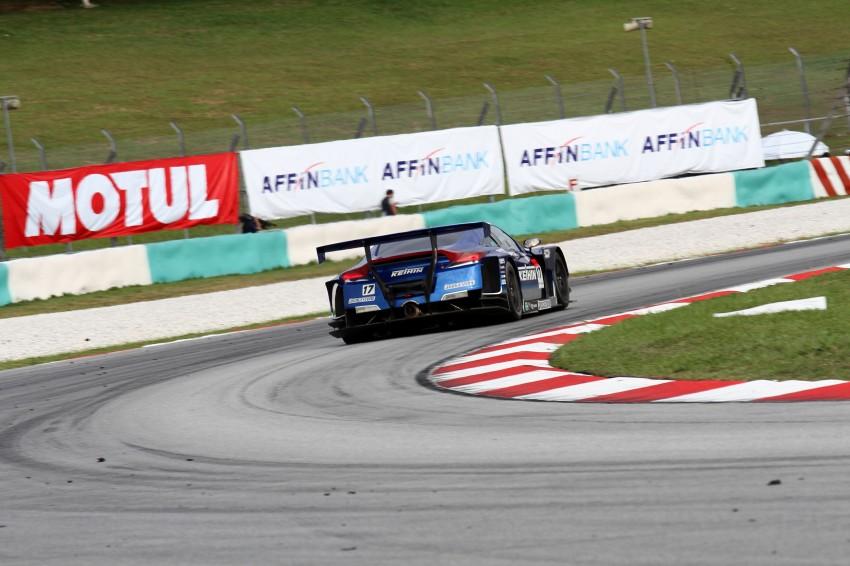 Autobacs Super GT 2012 Round 3: Weider HSV-010 and Hankook Porsche win from pole position Image #111906