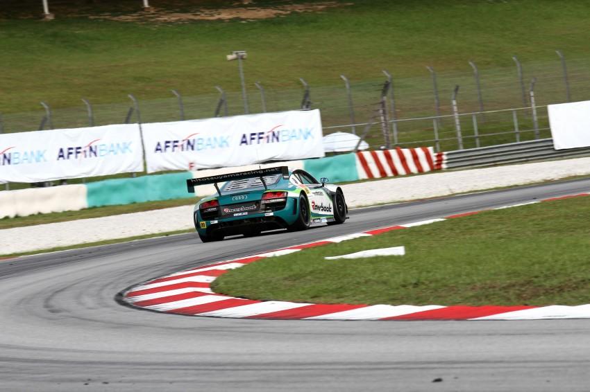 Autobacs Super GT 2012 Round 3: Weider HSV-010 and Hankook Porsche win from pole position Image #111907